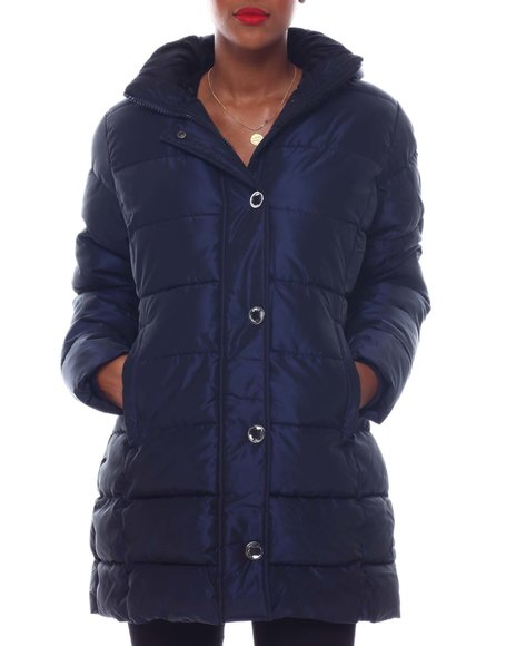 Fashion Lab - Quilted Bubble Jacket