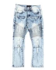 Arcade Styles - Rip & Repair Stretch Jeans (8-18)-2565180