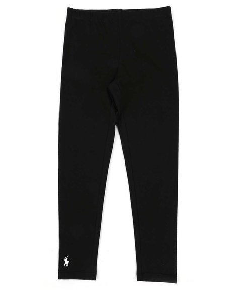 Polo Ralph Lauren - Stretch Cotton Jersey Leggings (7-16)
