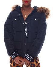 Outerwear - Rib Bottom Puffer-2566304