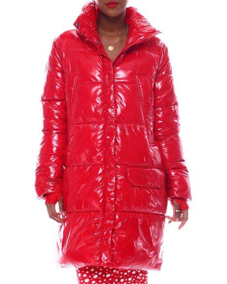 Fashion Lab - Midi Puffer Jacket