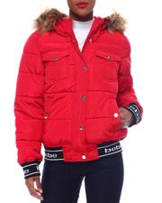 Fall-Winter - Rib Bottom Puffer-2566334