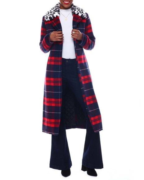 Fashion Lab - Maxi Trench Coat