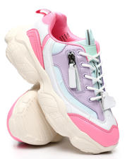 Fashion Lab - Chunky Colorblock Sneakers-2568250