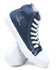 Baby Phat - Canvas Hi Top Sneakers-2564823