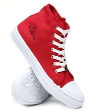 Baby Phat - Canvas Hi Top Sneakers-2564852