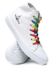 Baby Phat - Canvas Hi Top Sneakers-2564864