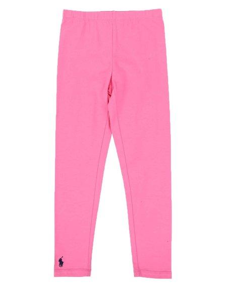 Polo Ralph Lauren - Stretch Cotton Jersey Leggings (7-16)