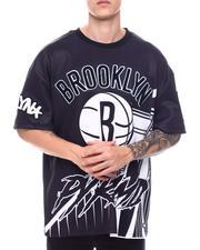 Black Pyramid - BP X PRO Standard Brooklyn Nets Logo Shirt-2490778