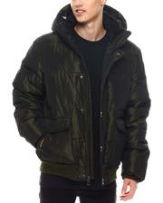 Fall-Winter - HEAVY SHEEN BOMBER PARKA JACKET-2565783