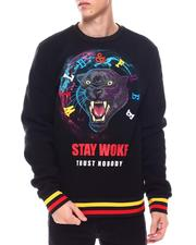 Fall-Winter - Stay Woke Panther Sweatshirt-2566663