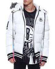 Fall-Winter - Bell Logo Puffer Jacket-2567985