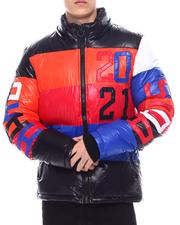 Fall-Winter - COLOR BLOCK PUFFER JACKET-2568006