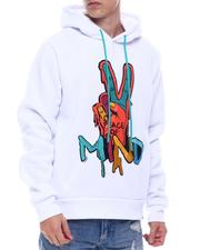 SWITCH - Peace Embroidered Hoodie-2566715