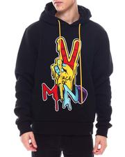 SWITCH - Peace Embroidered Hoodie-2566773