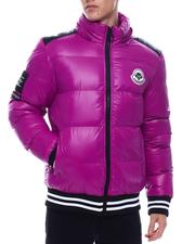 Buyers Picks - Bell Logo Puffer Jacket-2567979