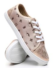 Baby Phat - Alex Logo Repeat Print Sneakers-2563870