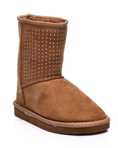 Baby Phat - Dahlia Winter Boots W/ Studs