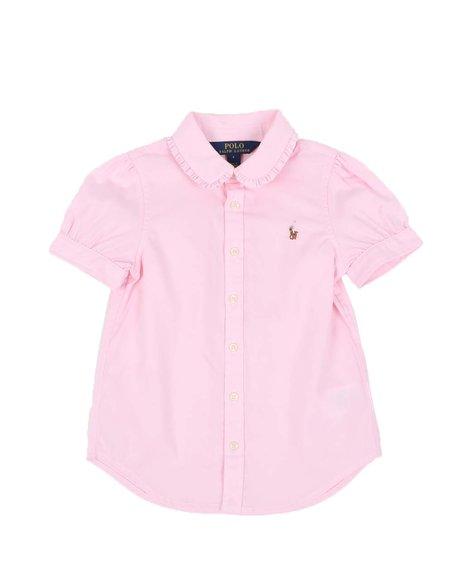 Polo Ralph Lauren - Solid Oxford Shirt (4-6X)