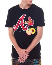 New Era - Offset X New Era Braves Tee-2568917