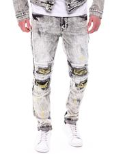 Fall-Winter - RIP & REPAIR/ PAINT SPLATTER Jean-2567840