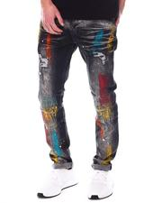 Create 2MRW - PAINTED EMBROIDERY JEAN-2567873