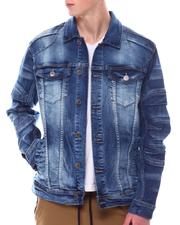 Fall-Winter - Premium Washing Jean Jacket-2569849