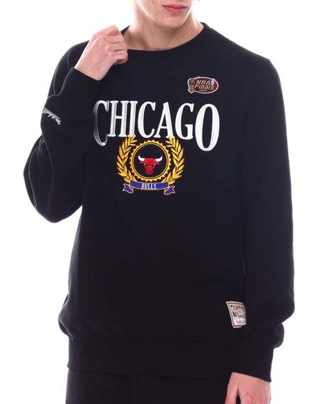 Mitchell & Ness - CHICAGO BULLS The Trustee Crew Fleece