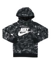 Nike - Crayon Camo AOP Pullover Hoodie (4-7)-2566097