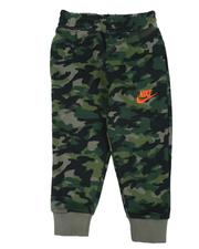 Bottoms - Crayon Camo AOP Fleece Joggers (2T-4T)-2566503