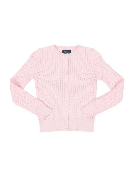 Polo Ralph Lauren - Button Up Sweater (7-16)