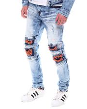 Create 2MRW - RIP & REPAIR/ PAINT SPLATTER Jean-2567826