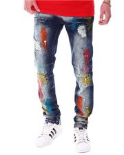 Create 2MRW - PAINTED EMBROIDERY JEAN-2567854