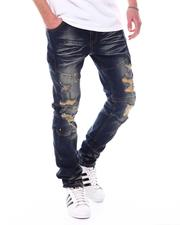 Fall-Winter - GRUNGE DENIM JEAN-2567934