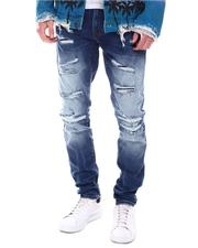 Jeans - Skinny Stretch Ripped Jean-2568386