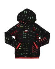 Nike - Swish Artic Fleece AOP Pullover Hoodie (4-7)-2566420