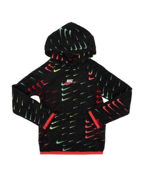 Nike - Swish Artic Fleece AOP Pullover Hoodie (4-7)