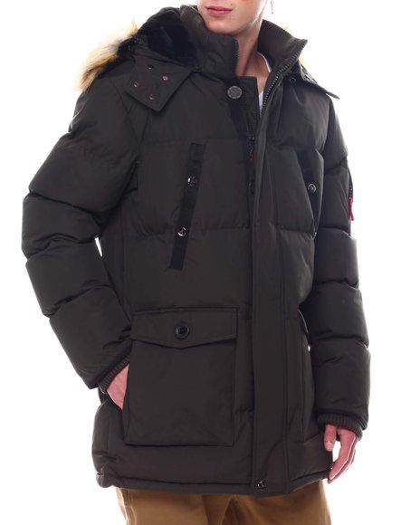 Buyers Picks - Ascender Heavy Parka Jacket