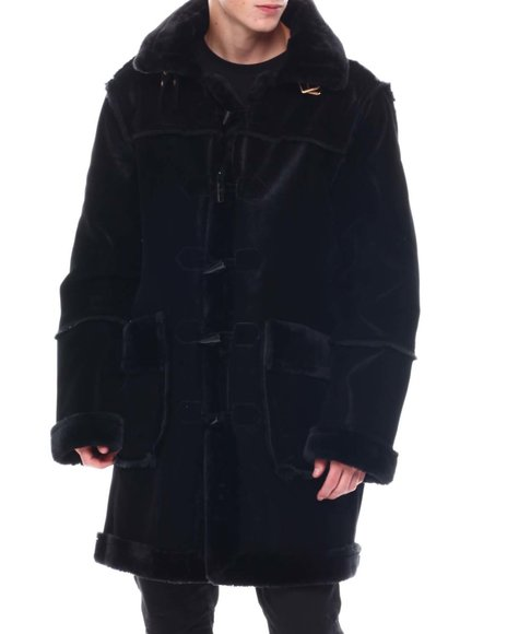 Buyers Picks - Faux Shearling Coat