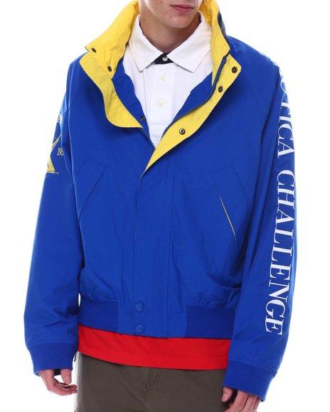 Nautica - Cotton Nylon Jacket