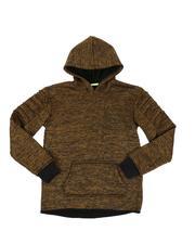 Hoodies - Moto Rhino Fleece Pullover Hoodie (8-18)-2565340