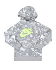 Nike - Crayon Camo AOP Pullover Hoodie (4-7)-2566077