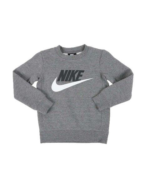 Nike - Club Crewneck Pullover (4-7)