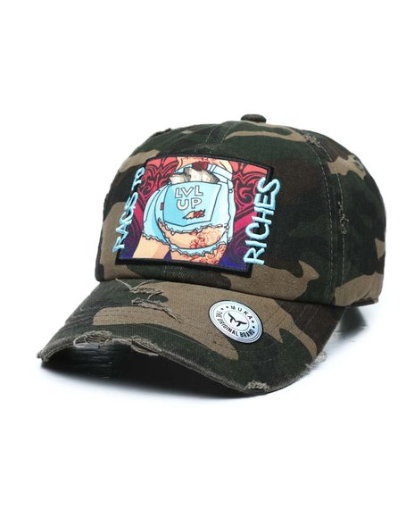 Buyers Picks - Rags To Riches Dad Cap