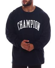 Champion - Arch Long Sleeve T-Shirt (B&T)-2569360