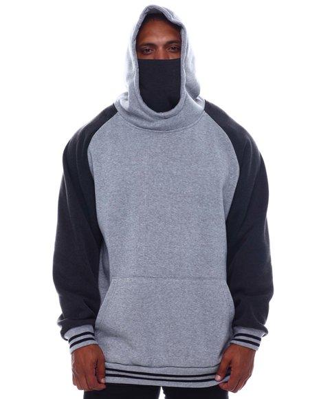 Buyers Picks - Fleece Raglan Hoodie with Detachable Mask (B&T)