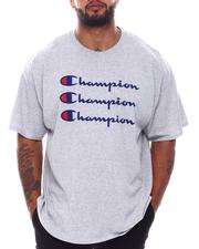 Champion - Triple Logo T-Shirt (B&T)-2569552
