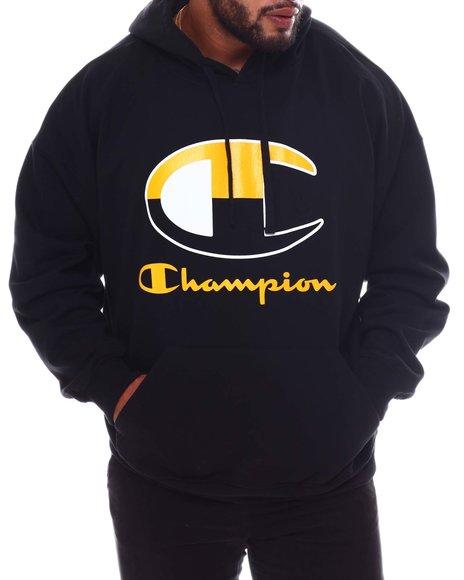 Champion - Big C Hoodie Sweatshirt (B&T)