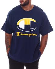 Champion - Big C Short Sleeve T-Shirt (B&T)-2569750