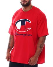 Champion - Big C Short Sleeve T-Shirt (B&T)-2569776